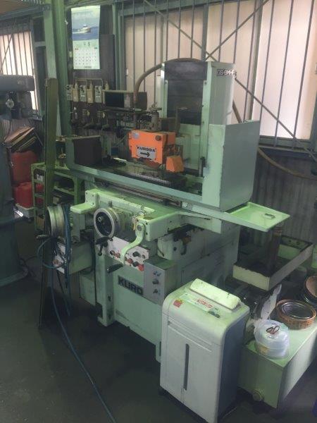 研削盤【2705004-5】黒田成形研磨機GS-BM HF1990年買取