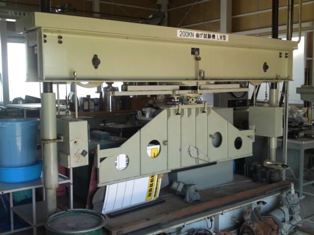 検査機/測定機【21040821】東京衡機製造所製LW型