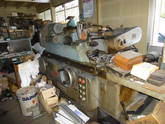 研削盤【2304084】SIGIYA製中古円筒研削盤G-27型製買取