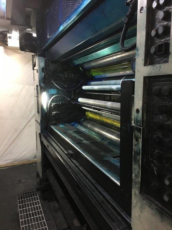 印刷機械 輪転機