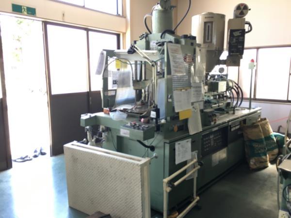 竪型成型機【2710601】日精樹脂 TD30R9ASE 1991年
