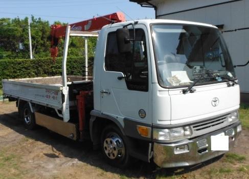 トラックユニック【2411999】中古トラック トヨタユニック買取