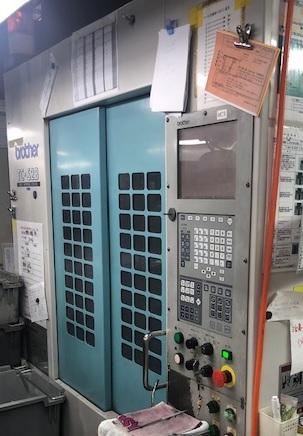 マシニングセンタ  ブラザー製 TC-S2B 2003年製