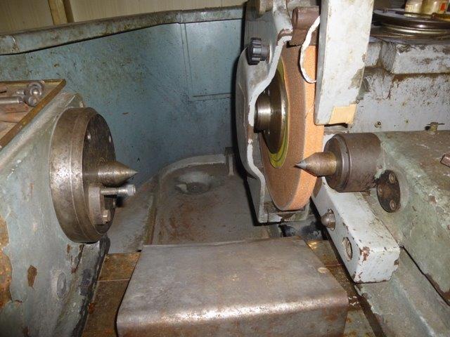 中古機械円筒研削盤買取