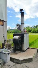 焼却炉買取【2208089】DAITO製  MDP-400K  年式:2005年製 焼却炉買取