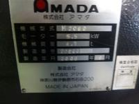 シャーリング買取【2107006】アマダ製シャーリングM2060買取