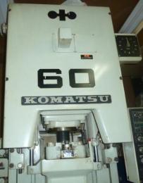 プレス機械【2202029】小松製プレス機械OBS25-3B 1992年製買取