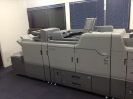 印刷機買取【2301684】リコー製 ProC651EXHT  年式:不明 印刷機買取