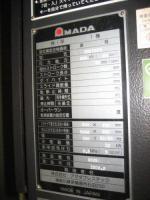 プレス機買取【2405802】アマダ社製サーボプレス SDE-8018 2006年プレス機買取
