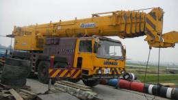 クレーン買取【2301757】Liebherr製 LTM1100N-2  年式:1998年製