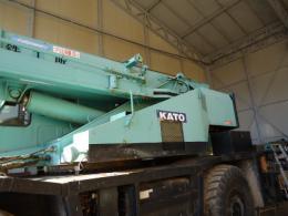 クレーン買取【2301760】KATO製 KR25H ―ⅢL  年式:1990年製 クレーン買取
