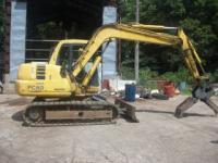 建設機械【2009028】小松製 中古ユンボ PC60-7E買取