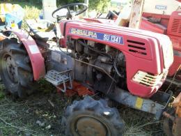 トラクター、農機具、農業機械【2912007】SU1341(ロータリーなし)中古農業機トラクター買取
