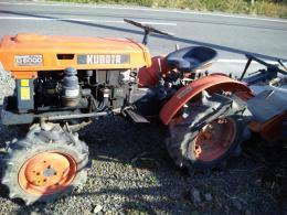 トラクター、農機具、農業機械【2912007】中古農業機トラクターB6000買取