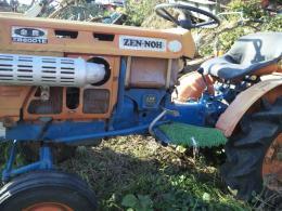 トラクター、農機具、農業機械【2912007】中古農業機トラクターZB6001E買取