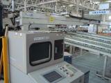 製造ライン【20040063】製函機製造ライン 木材パネル建材部品 自動化ライン 買取
