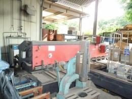 シャーリング機械【20058221】アマダ製シャーリング機械 M2545 買取
