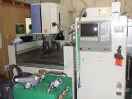 ワイヤーカット【20040246】中古機械 三菱製ワイヤーカット FX20 買取