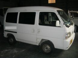 トラック【2011056】本田製バン 平成8年式買取