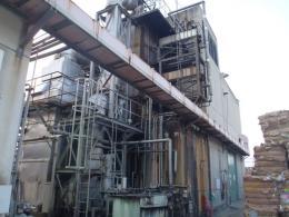 プラント設備 【2102125】三菱重工業製6250KVAディーゼル発電機プラント設備買取
