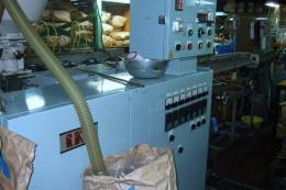 押出機【2012026】アイケージー製中古プラスチック押出機DDS50-25買取