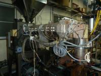 ブロー成形機【2010103】共同工業製プラスチックブロー中空成型機買取