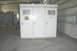 キュービクル【2008005】中古キュービクル式高圧受電設備屋外用及び配電盤買取