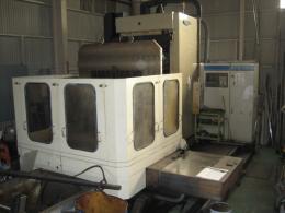 中ぐり盤【2008062】東芝機械製中古テーブル型横中ぐりフライス盤BTD-11 1991年製買取