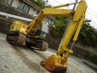 ユンボ【2006021】三菱重機械工業製中古建設機械ユンボMS120-2型買取