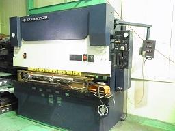プレスブレーキ【24020251】井上油圧製NCF-10020型1979年買取