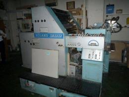 印刷機【2007117】中古印刷機ROLAND製印刷機200型買取