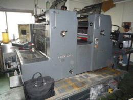 印刷機【2007117】POLAR製中古印刷機90CE型買取