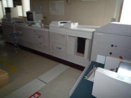 印刷機【2007117】Horizon製中古印刷機BQ-330型買取