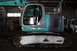 油圧ショベル【20040401】コベルコ製中古建設機械油圧ショベル200SR2000年製買取