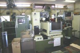 ワイヤーカット【2002021】牧野製中古ワイヤーカットEC-3040H 1989年製買取