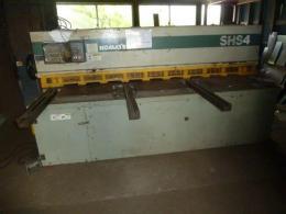 板金機械【2306015】コマツ製中古板金機械シャーリングカットSHS4x255買取