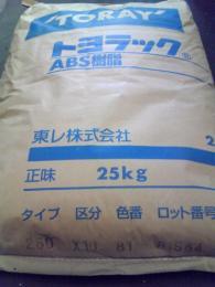 その他機器及び付帯品【2912009】プラスチックリサイクル材料ABS樹脂買