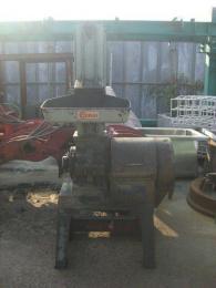 粉砕機、破砕機【2009098】朋来鉄工所製中古粉砕機MQWCZ昭和44年製買取