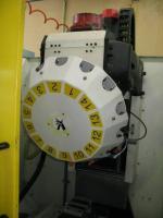 ボール盤【2001029】ファナック製FANUCロボドリルα-T14iA 1998年製買取