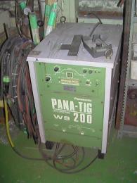 その他機器及び付帯機器【2010077】PANA製中古TIG溶接機 PANA-TIG WS200