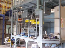 プラント設備【2008024】焼成炉造粒機サイロプラント設備買取