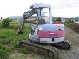 ユンボ【2008024】小松製中古建設機械ユンボPC50UU-1型買取