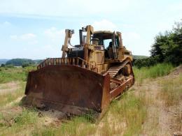 ブルドーザー【2009619】CAT キャタピラー製中古建設機械ブルドーザーD8R型買取