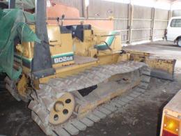 ブルドーザー【2006054】三菱重機械工業製ブルドーザーBD2GⅡ買取