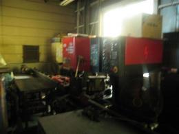 板金機械【2005082】アマダ製中古板金機械アイアンワーカーIW-45型買取