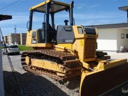 建設機械【2009119】コマツ製中古建設機械ブルドーザーD31PX-21 428hrs買取