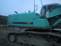 ユンボ【2008064】コベルコ製中古建設重機油圧ユンボSK-200-6ES 2006年製買取