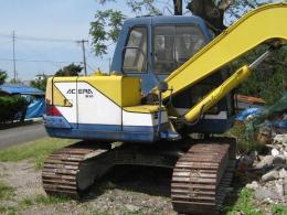 油圧ショベル【2005011】小松製中古建設重機油圧ショベルSK60LE型買取