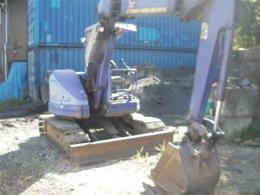 油圧ショベル【2009064】小松製中古油圧ショベルユンボPC58SF型買取