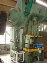 プレス機械【2011034】シノハラ製中古板金機械150tプレス機械PGA-150A型買取